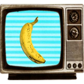 Funny banana