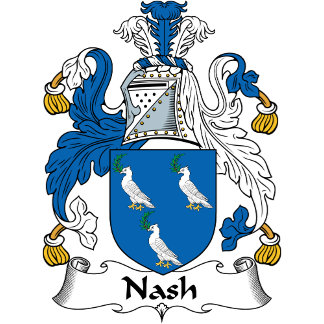 Nash Coat of Arms