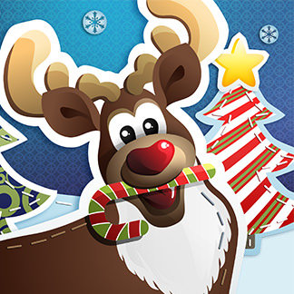 Rascally Reindeer