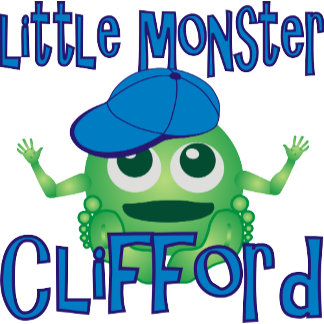 Little Monster Clifford