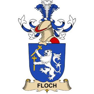 Floch Family Crest