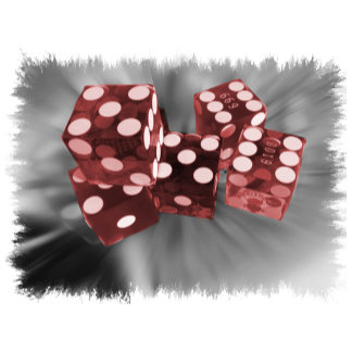 Red High Roller DIce