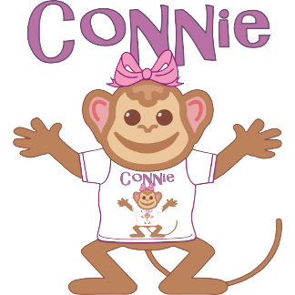 Little Monkey Connie