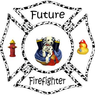 Future Firefighter Dalmation