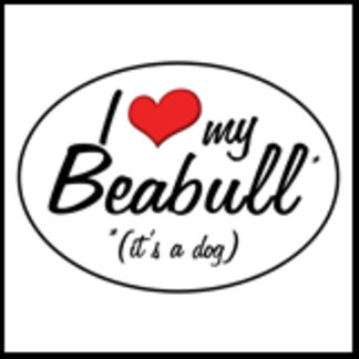 It's a Dog! I Love My Beabull