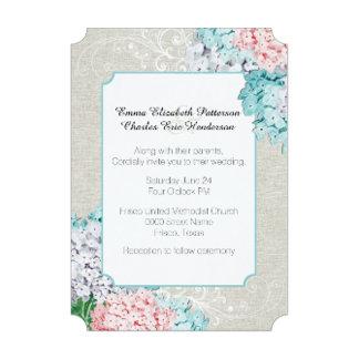 Pastel Hydrangeas Wedding Products