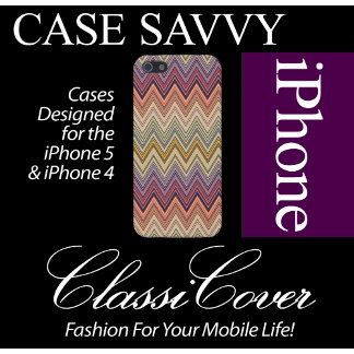 Case Savvy iPhone Cases