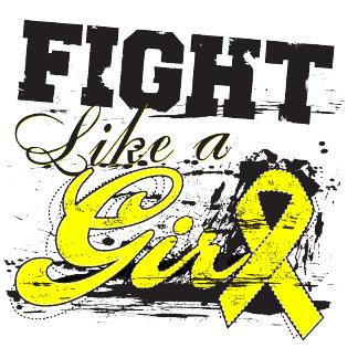 Fight Like a Girl Spray Paint - Bladder Cancer