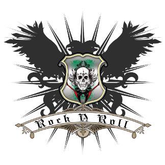 Rock n Roll Heraldry