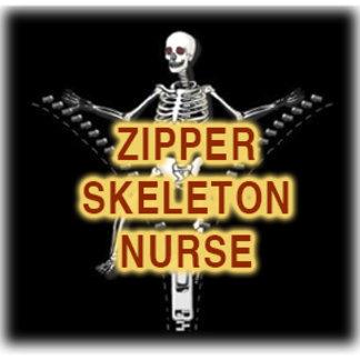 Zipper Skeleton