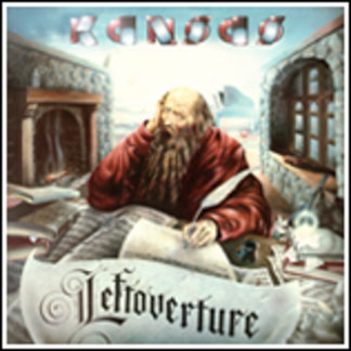 KANSAS - Leftoverture (1976)