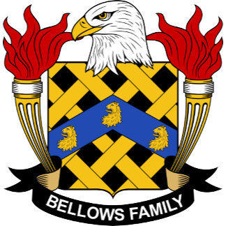 Bellows Coat of Arms