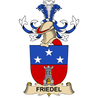 Friedel Coat of Arms