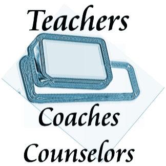 Teachers/Coachs/Counselors