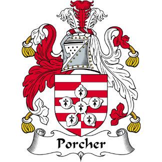 Porcher Family Crest