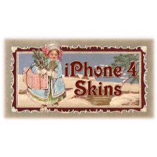 iPhone 4 Skins
