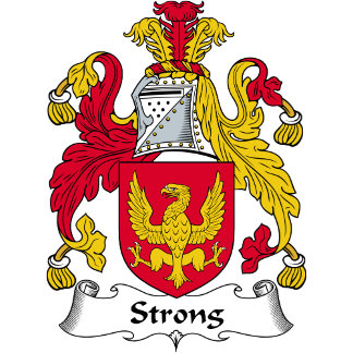 Strong Family Crest