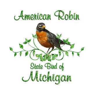Robin Michigan Bird