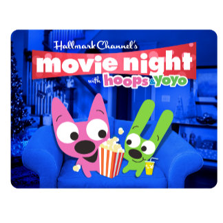 Hoops & Yoyo Movie Night