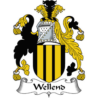 Wellend Family Crest