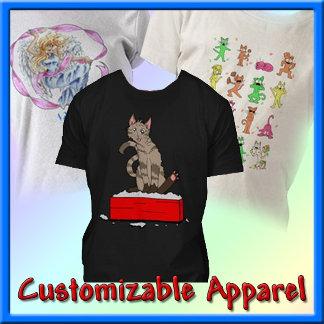 customizable apparel