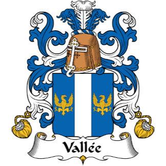 Vallee Family Crest