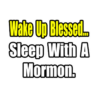 Sleep With a Mormon