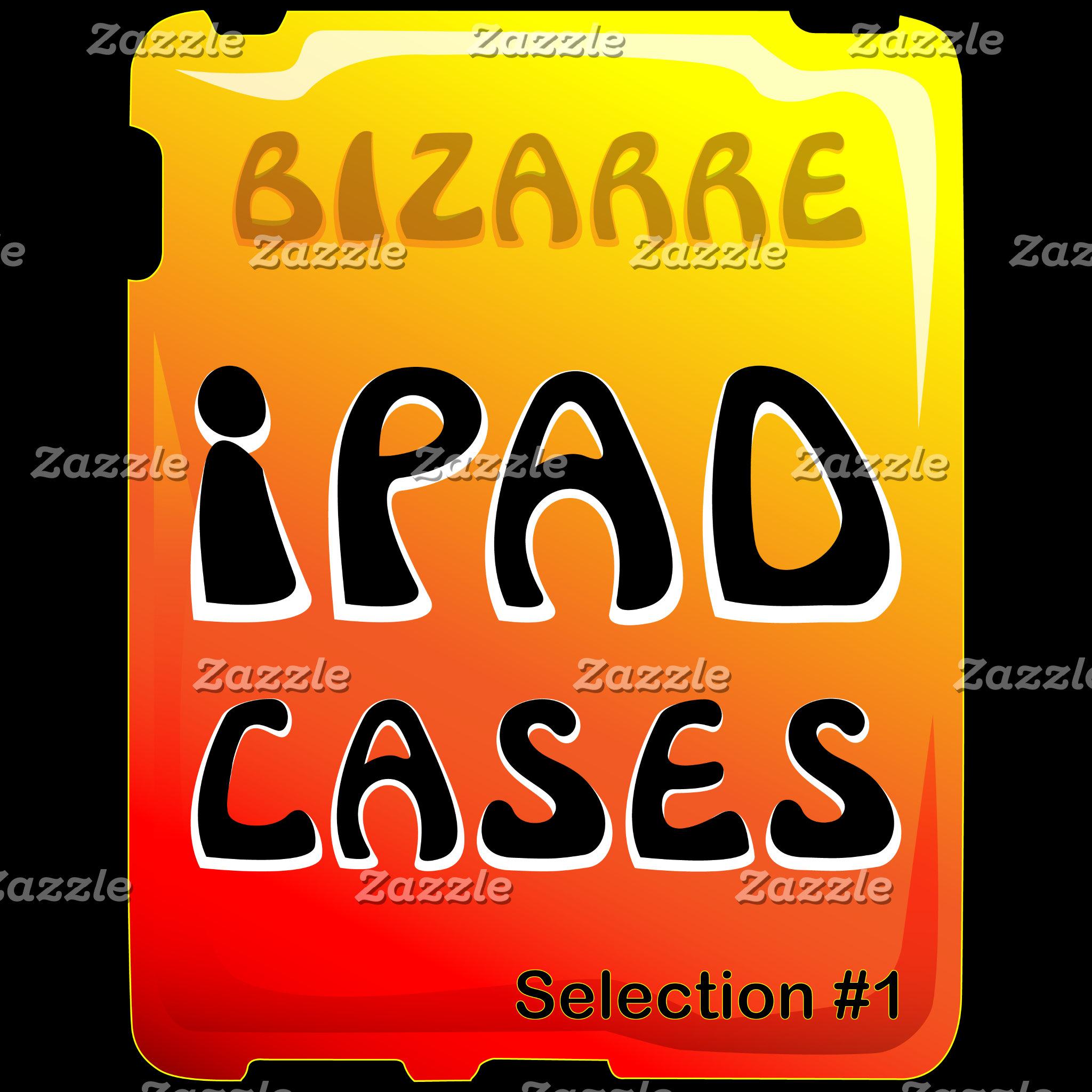 Bizarre iPAD CASES #1