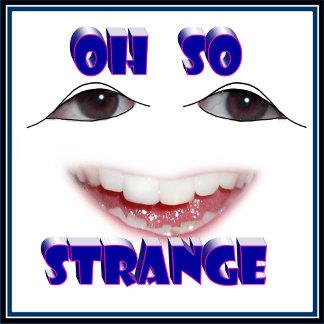 ` So Strange