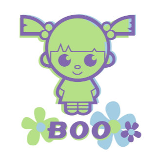 Monsters Inc.'s Boo