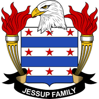 Jessup Coat of Arms