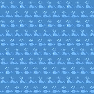 Blue Whale Pattern.