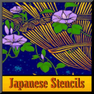 Japanese Stencils