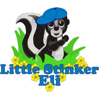 Little Stinker Eli Personalized