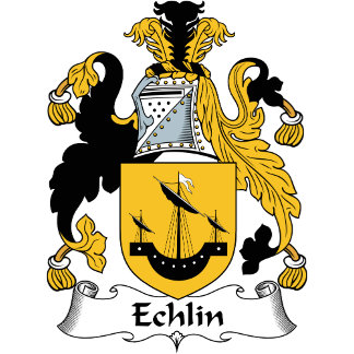 Echlin Coat of Arms