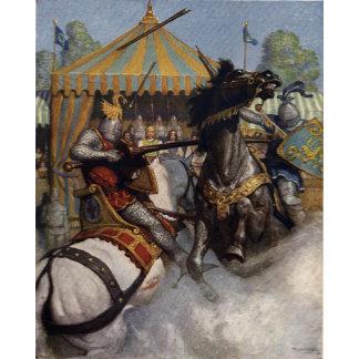King Arthur Inspired Art