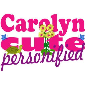 Cute Carolyn