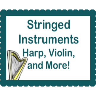 Stringed Instrument Graphics