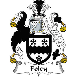 Foley Family Crest / Coat of Arms