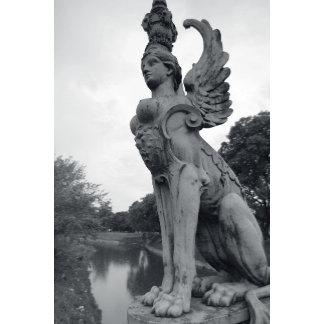 Uruguay, Montevideo, Barrio Prado, mythological