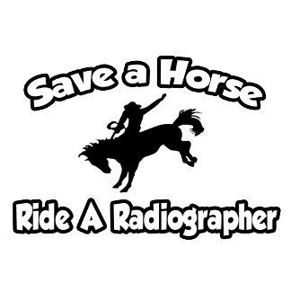 Save a Horse, Ride a Radiographer