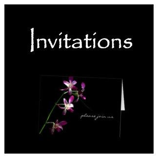 ~ Invitations