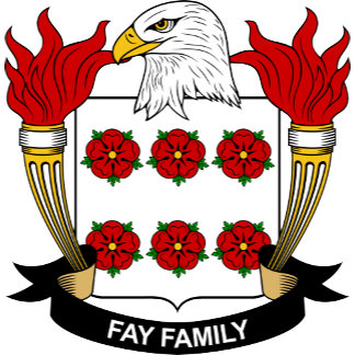 Fay Coat of Arms