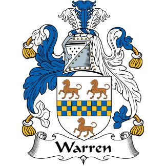 Warren Coat of Arms