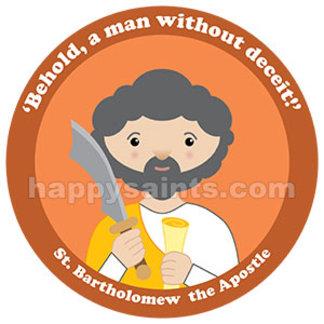 St. Bartholomew the Apostle