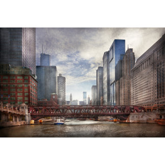 City - Chicago, IL - Looking toward the future