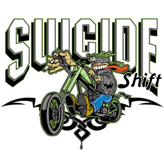 Suicide Biker