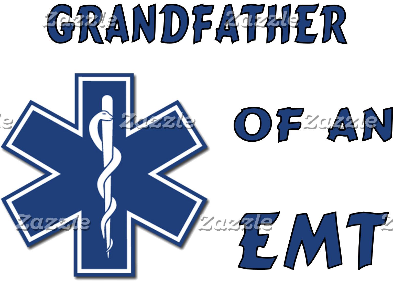 Proud EMT Grandfathers