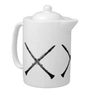 Music Teapots
