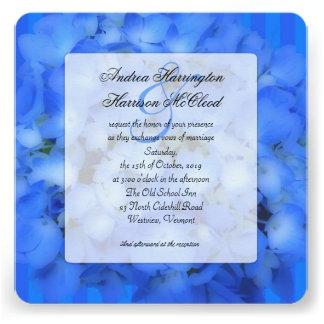 ♥ Botanical Blue
